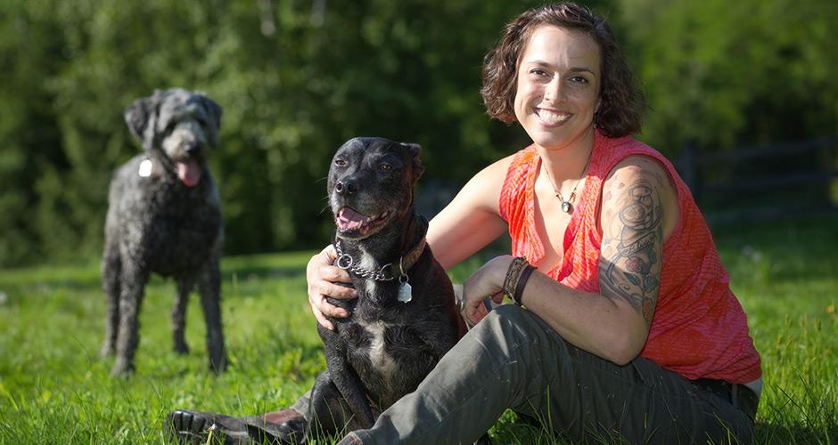 East Van Dogs: Jo | Vancouver East Veterinary